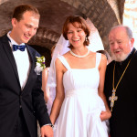 Church wedding-Croatia