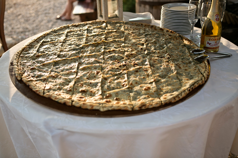 Beach wedding in croatia