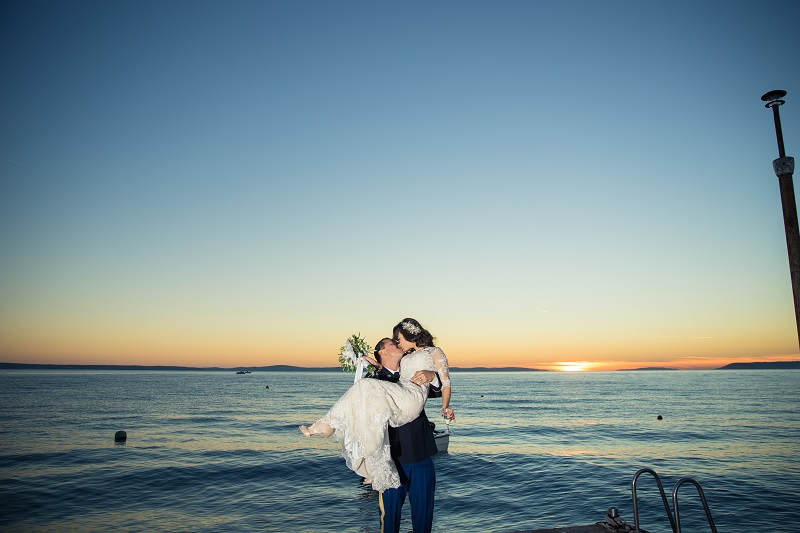 Beach Wedding in Croatia