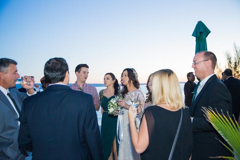 Beach Wedding Split