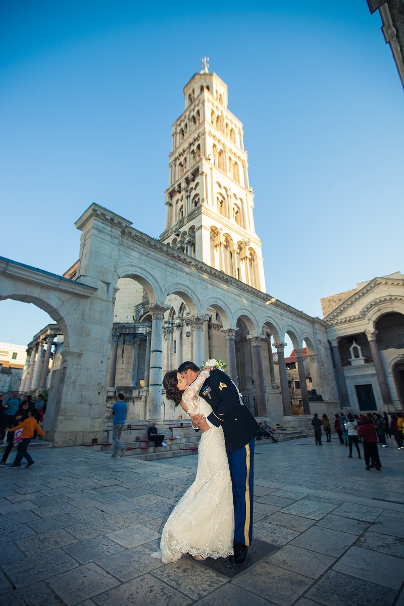 Church Wedding in Split