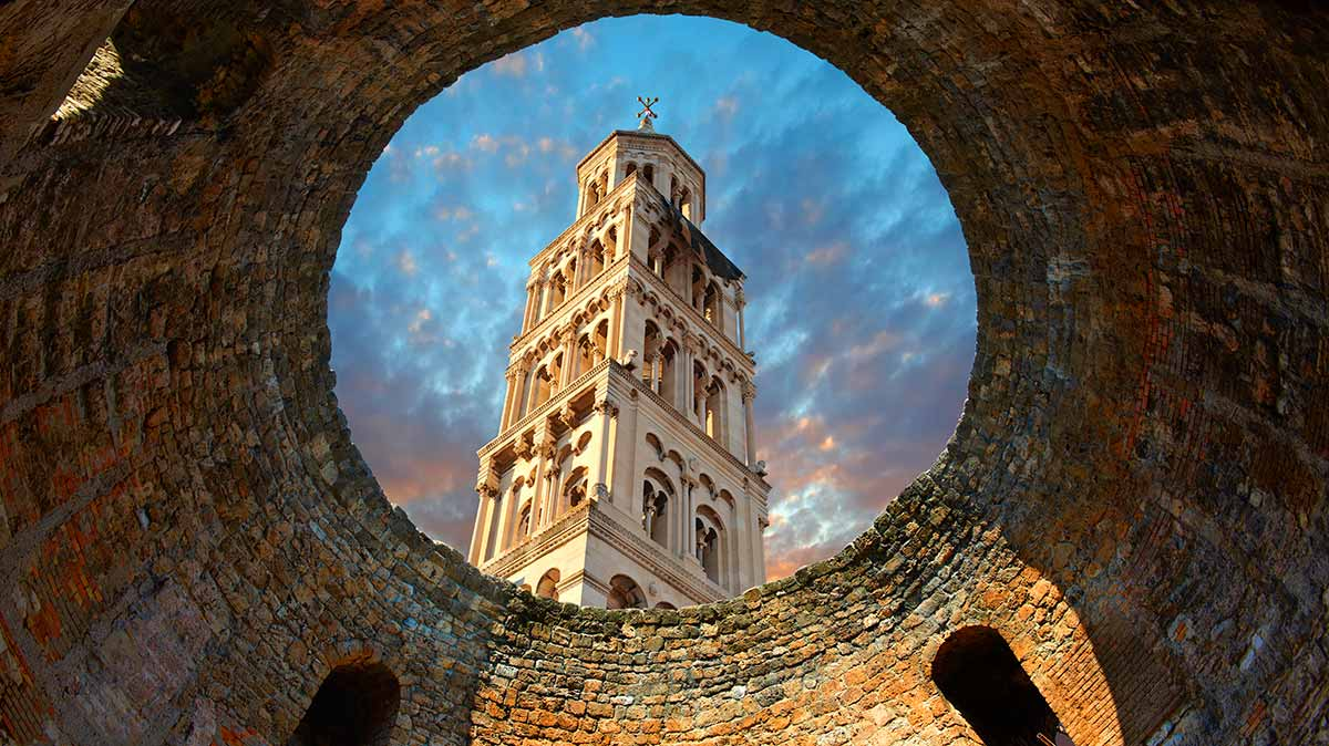 Unique Places In Diocletian Palace To Get Married